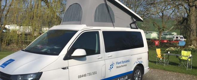 CamperVan Hire Now Available!