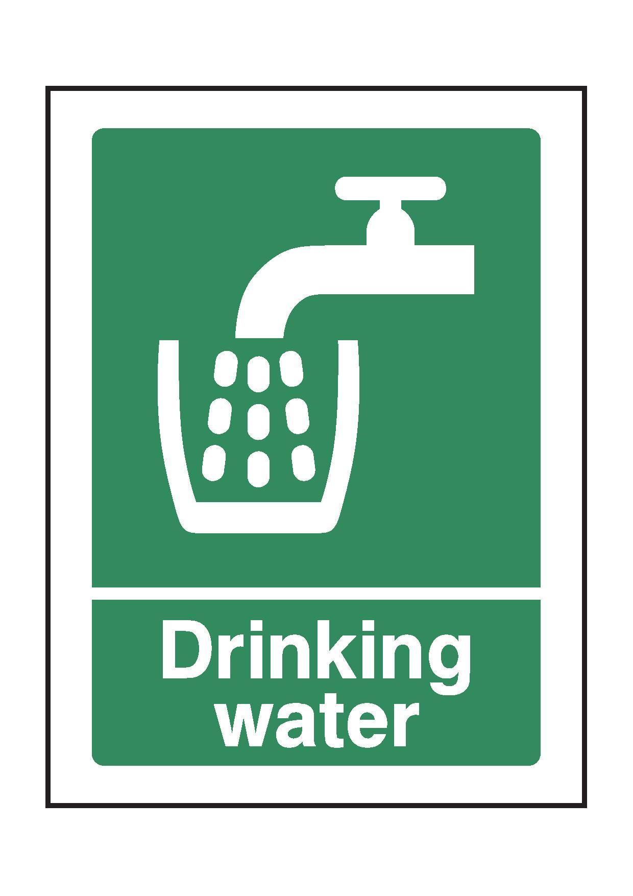 drinking water sign fleet dynamic
