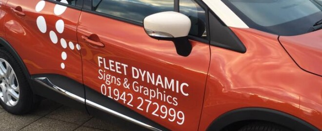 Branding Fleet Vehicles